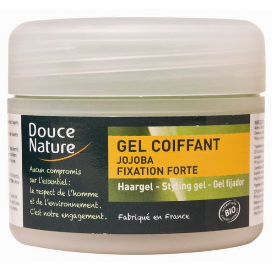 Gel coiffant Bio