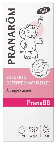 Solution Défenses Naturelles PranaBB